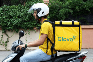 Requisitos para trabajar como conductor en Glovo Chile