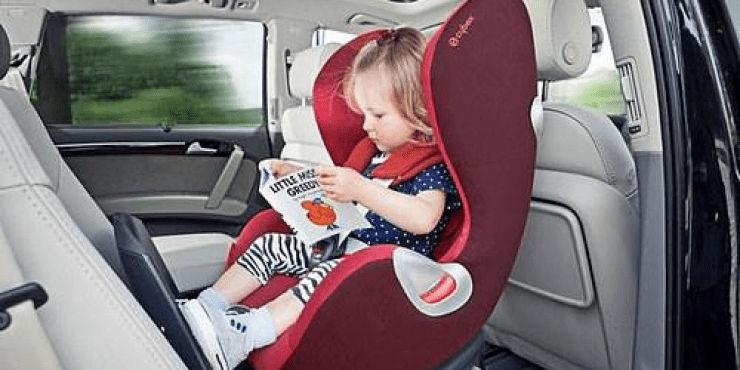 d6d2d9166 Sillas de auto para bebés: tipos de sillas y reglamento - Autofact