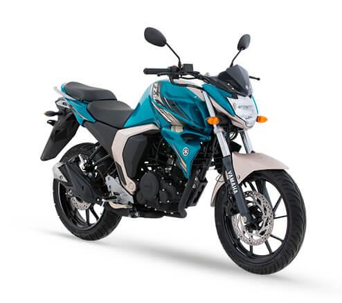 Yamaha FZN150D-6