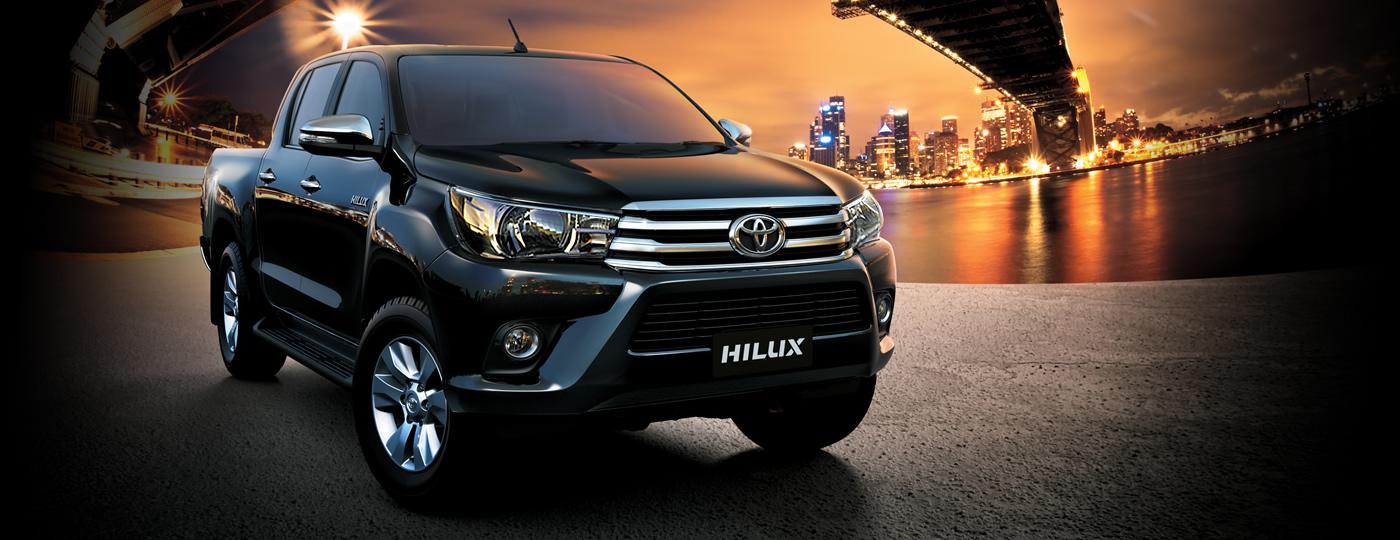 Toyota Hilux, quinto auto más vendido en 2018