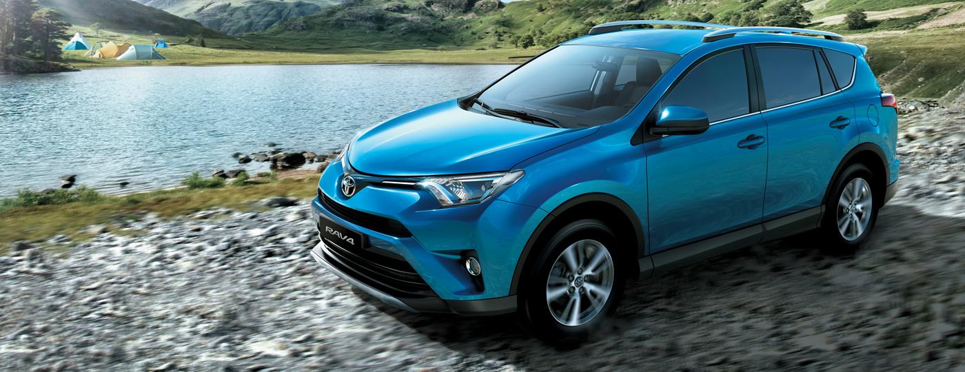 RAV 4, séptimo auto más vendido en 2018