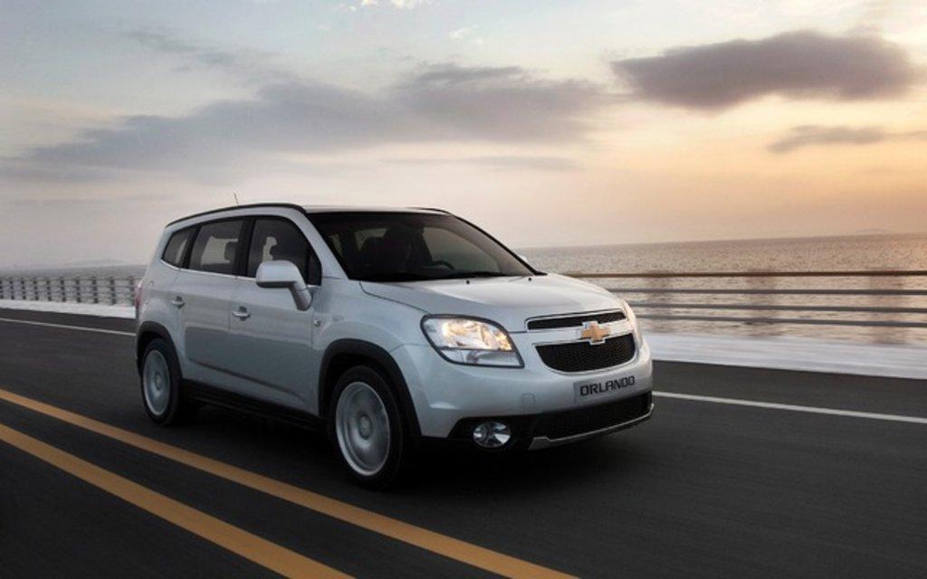 Precios del Permiso de Circulación 2020 para el auto CHEVROLET ORLANDO 2013